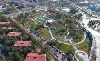 SELAMI ALTıNOK - Erzurum'a Yeni Bir Yeşil Alan Daha Açıklaması 100. Yıl Millet Bahçesi Açıldı