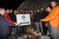 Erzurum'da Tarihi Aziziye Ve Mecidiye Tabyalarında Ecdada Saygı Nöbeti