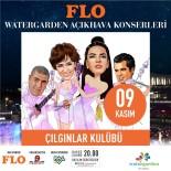 FLO Watergarden İstanbul Açıkhava Konserleri Devam Ediyor