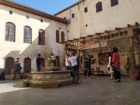 PLATO - Gaziantep'in Tarihi Konakları Dizi Ve Filmler İçin Set Oldu