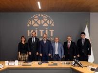 Hitit Üniversitesi Ve ÇOSİAD'tan İşbirilği Protokolü