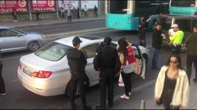 İstanbul'da 'Güven Huzur-6' Uygulaması