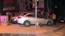 İstanbul'da Otomobil İle Hafif Ticari Araç Çarpıştı Açıklaması 3 Yaralı
