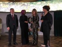 İtalyan Ressam Lithian Ricci'nin 'Esinti' Sergisi Üsküdar'da Açıldı