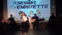 Karslı Çocuklar Emniyetin Projesiyle 'En İyi Ses' Olabilmek İçin Yarıştı