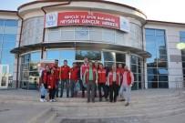 Kırmızı Yelekliler Daha Temiz Bir Nevşehir İçin İzmarit Toplama Kampanyasına Destek Verdi