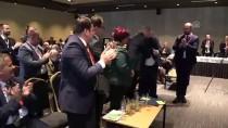 YAĞCıLAR - Kosova Demokratik Türk Partisinin Yeni Genel Başkanı Fikrim Damka Oldu