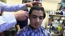 Liseli Gencin Uzattığı Saçlar Lösemili Bir Çocuğa Peruk Olacak