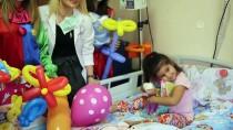 Lösemili Çocuklar Oyuncakla Sevindirildi
