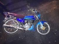 KANDILLI - Motosiklet Hırsızlığından Gözaltına Alındı