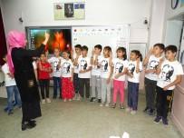 Öğrenciler, '10 Kasım Benim En Büyük Yasım' Şarkısını İşaret Diliyle Seslendirdi