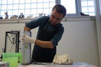 ABANT - (Özel) Geçmişi İnsanlık Tarihine Dayanan Seramik Sanatını, 3 Boyutlu Yazıcıyla Birleştirdi