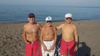 OLTA - (Özel) Kasımda Karadeniz Başkadır