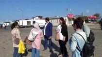 KANYON - Pastırma Yazı Akçakocalı Turizmcilerin Yüzünü Güldürdü