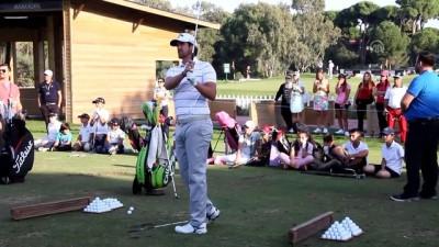 Profesyonel Golfçüler 'Golf Klinik' Etkinliğine Katıldı
