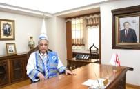 ÖLÜM YILDÖNÜMÜ - Rektör Turgut'tan 10 Kasım Mesajı