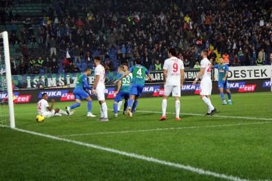 Süper Lig Açıklaması Çaykur Rizespor Açıklaması 1 - Antalyaspor Açıklaması 0 (İlk Yarı)