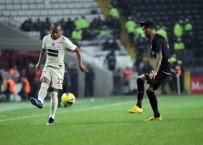 YUTO NAGATOMO - Süper Lig Açıklaması Gaziantep FK Açıklaması 0 - Galatasaray Açıklaması 2 (İlk Yarı)