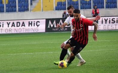 Süper Lig Açıklaması Gençlerbirliği Açıklaması 1  - İstikbal Mobilya Kayserispor Açıklaması 0 (İlk Yarı)