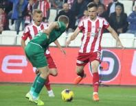 Süper Lig Açıklaması Sivasspor Açıklaması 0 - Konyaspor Açıklaması 0 (İlk Yarı)