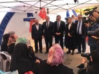 TBMM İnsan Hakları İnceleme Komisyonu Diyarbakır Annelerini Ziyaret Etti
