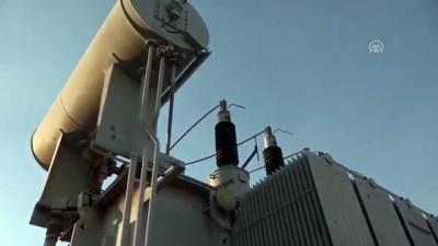 TSK Personeli, Rasulayn'ın Elektrik Sorununu Çözmek İçin Trafoları Onarıyor