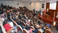 SELAMI ALTıNOK - Türkçe'nin Geleceği Atatürk Üniversitesinde Konuşuldu