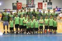 MURAT KAYA - Türkiye Basketbol 1. Ligi Açıklaması Balıkesir Büyükşehir Belediyespor Açıklaması 95 - Anadolu Basket Açıklaması 72