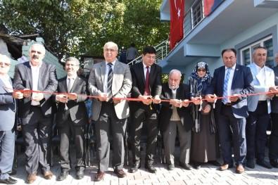 Uzunçam Mahallesi, Muhtarlık Binası, Kur'an Kursu Ve İmam Evi Hizmete Açıldı