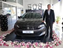 Van'da Peugeot 508 Lansmanı Yapıldı