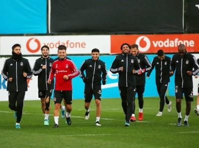 Beşiktaş, Kayserispor maçına hazır!