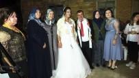 Burhaniye'de Faslı Meryem'e Köy Düğünü
