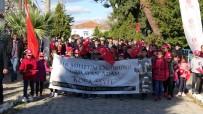 İSMAİL KAŞDEMİR - Çanakkale Kahramanı Seyit Onbaşı Anıldı