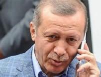SURİYE - Cumhurbaşkanı Erdoğan, Yeni AB Komisyonu Başkanı ile görüştü