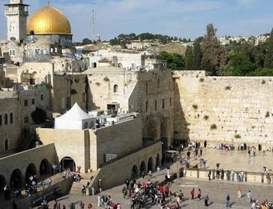 İsrail'den Batı Şeria'da skandal proje!