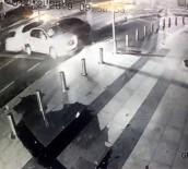 İstanbul'da Lüks Araca Silahlı Saldırı Kamerada