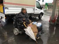 HAYAT HİKAYESİ - (Özel) Yağmurda Ekmek Mücadelesi Yürekleri Yaktı