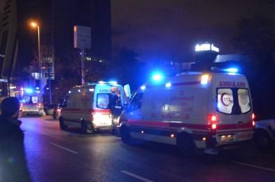 Şişli'de Seyir Halindeki Lüks Cip Ve Otomobil Kurşunlandı Açıklaması 1 Ağır Yaralı