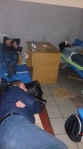 Ukrayna'da Türk vatandaşları havaalanında kötü muamele gördüklerini iddia etti