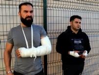 Yunanistan'dan Türkiye'ye zorla gönderilen göçmen: Ellerimi bıçakla kestiler