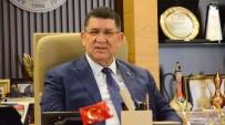 GENEL KÜLTÜR - AESOB Başkanı Dere Açıklaması 'Esnaf, Turizmden Hakettiği Payı Alamıyor'