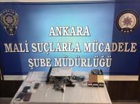 KALP AMELİYATI - Ankara'da Hastanede Sahte Engelli Raporu Skandalına 95 Gözaltı