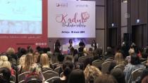 Antalya'da 'Yerelde Kadın Buluşmaları' Toplantısı Yapıldı