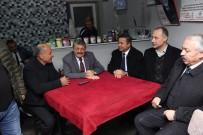 Başkan Akın, Köy Ziyaretlerine Devam Ediyor