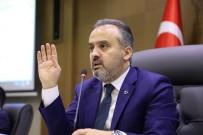 ALINUR AKTAŞ - Bursa'nın 2020 Bütçesine Onay
