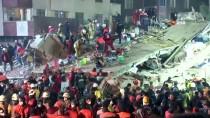 FİRARİ SANIK - Çöken Bina Davasında Mağdurlar Ve Tanıklar Dinlendi Açıklaması 'Zemin Yukarıya Doğru Sıçradı'
