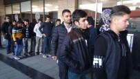 ŞAFAK VAKTI - Denizli'de Mültecilere Yönelik Operasyon Açıklaması 65 Gözaltı