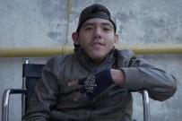BELDEN - Engelli Genç Hayalini Kurduğu Klibi Çekti