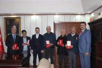 MEHMET KARACA - Kıbrıs Gazilerine Madalya