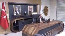 Kilis Belediye Başkanı Bulut AA'nın 'Yılın Fotoğrafları' Oylamasına Katıldı